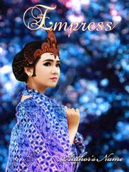Premade Book-cover: Empress