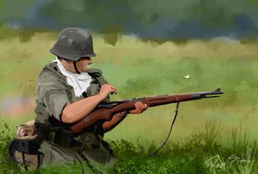 German Soldier Study