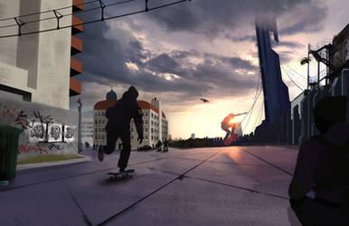 Half-Life: Skate