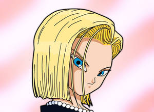 Android 18_CloseUp_FINISHED