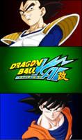 DB Kai: Goku vs Vegeta by carapau