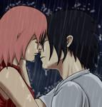 SxS: Kiss in the Rain - Collab