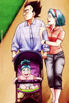 DBZ Collab: Family