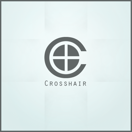Crosshair Logo Concept by FluidStudios