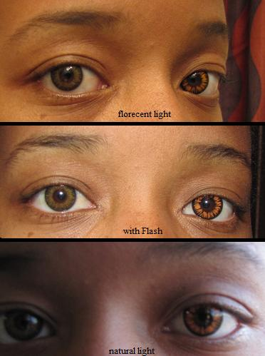 Hazel and Amber contacts by JouninK on DeviantArt