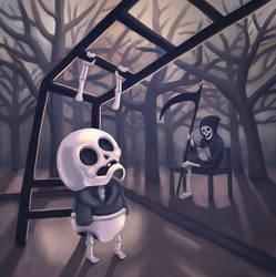 Grim Reaper - Baby version