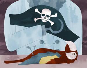 Yarr Sad Pirate