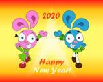 Happy New Year (Yin Yang Yo)