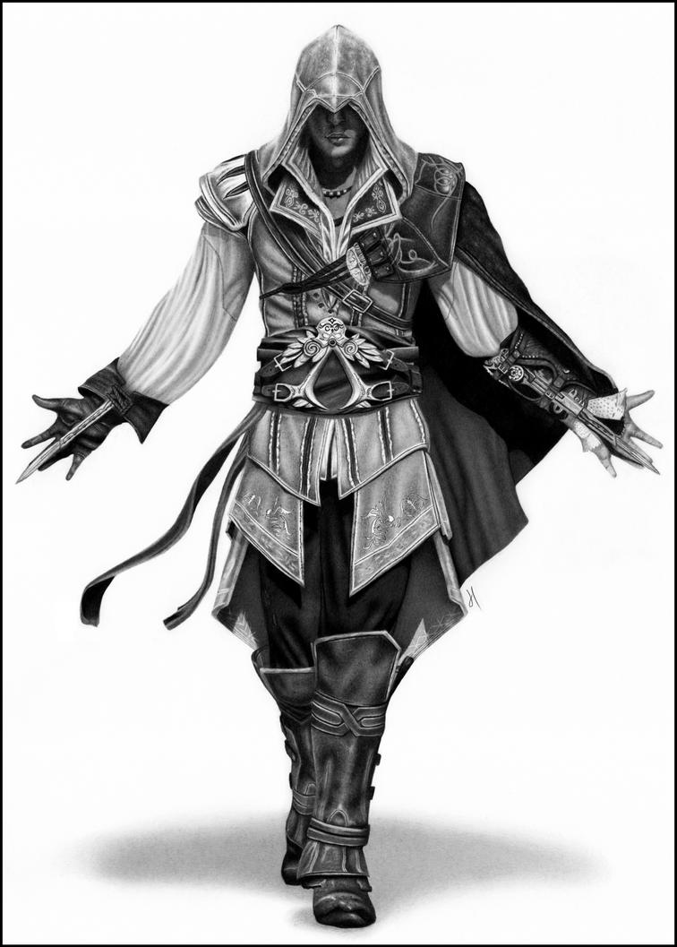 Ezio by LifelessAlarm