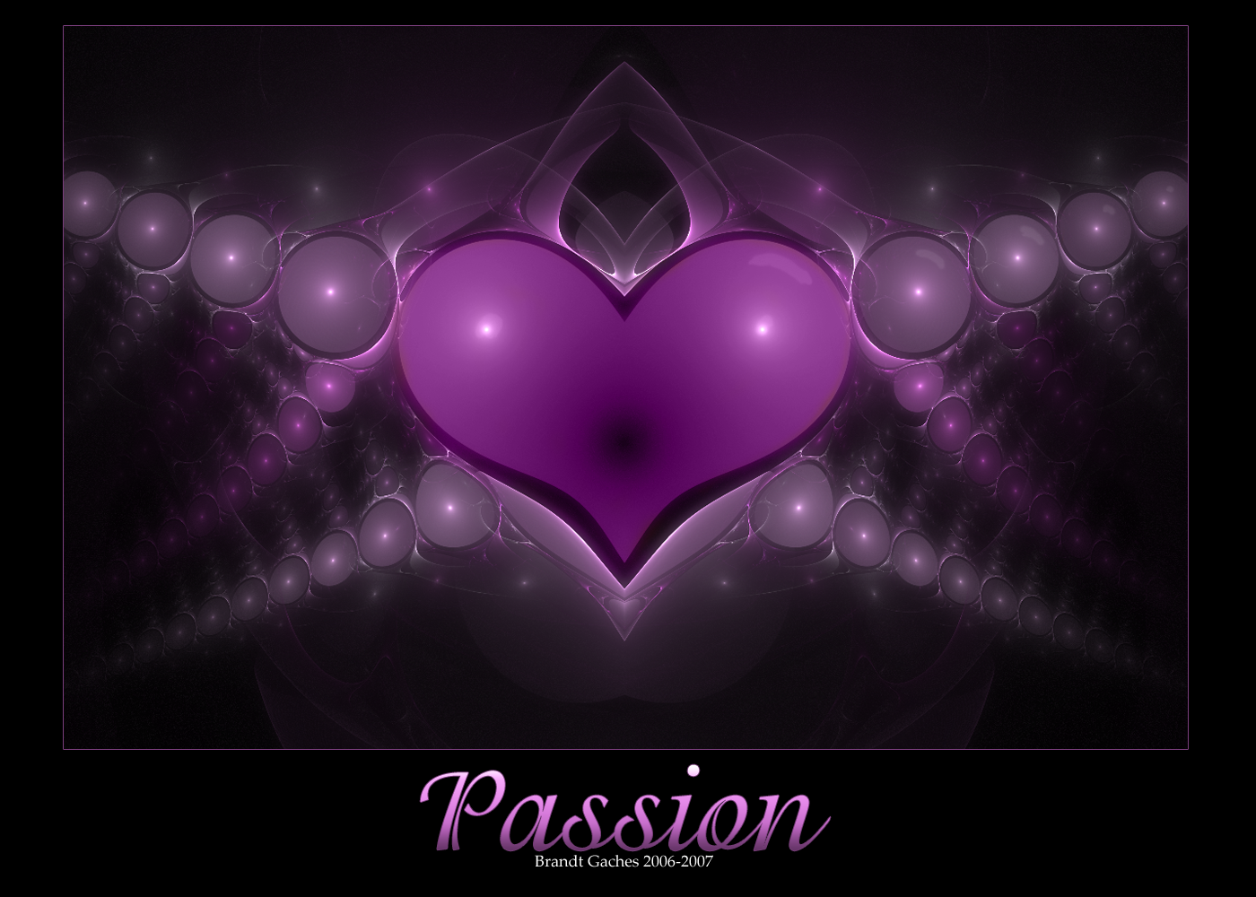 Passion by AstroBrandt