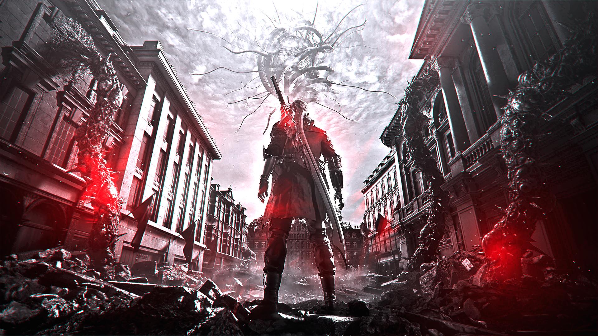 Devil May Cry 5 Wallpaper: Devil May Cry 5 Wallpaper Edit By Sir-R34 On DeviantArt