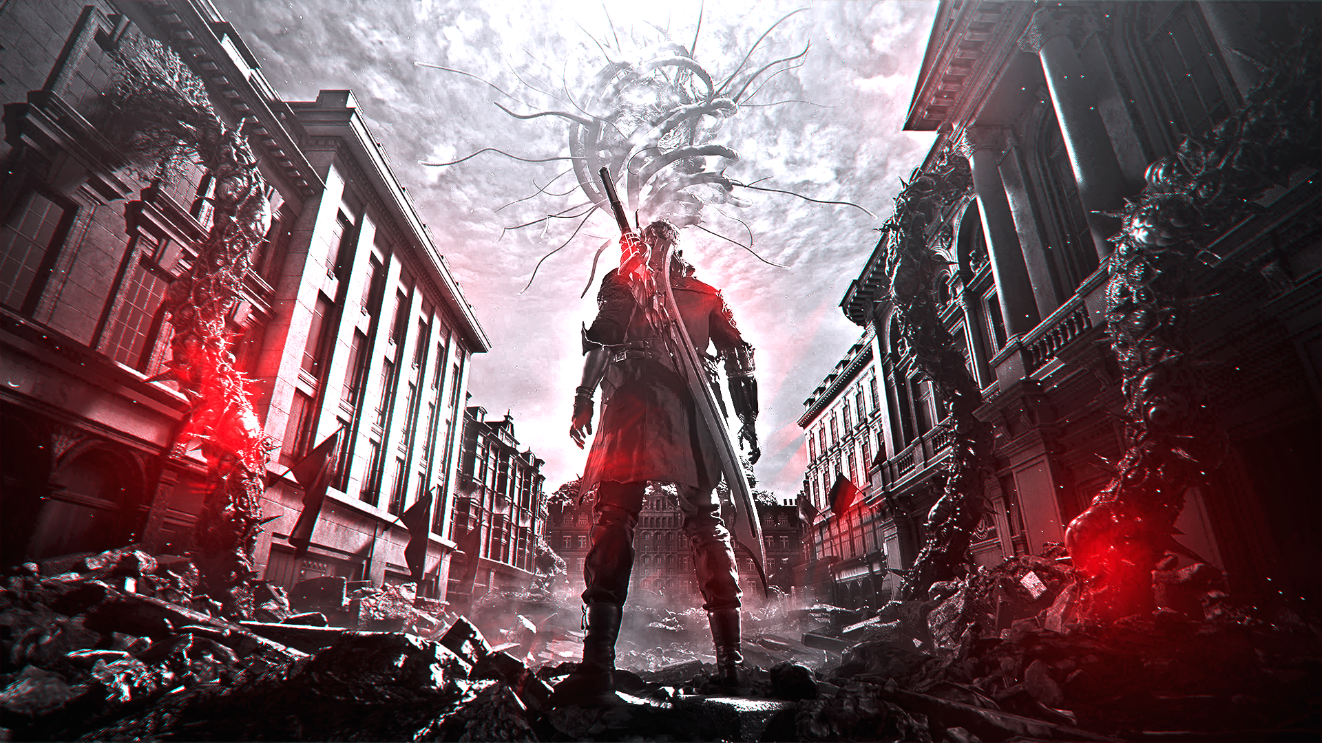 Devil May Cry 5 Wallpaper Edit By Sir R34 On Deviantart