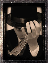 Mr. March (American Horror Story: Hotel) by HellBelle