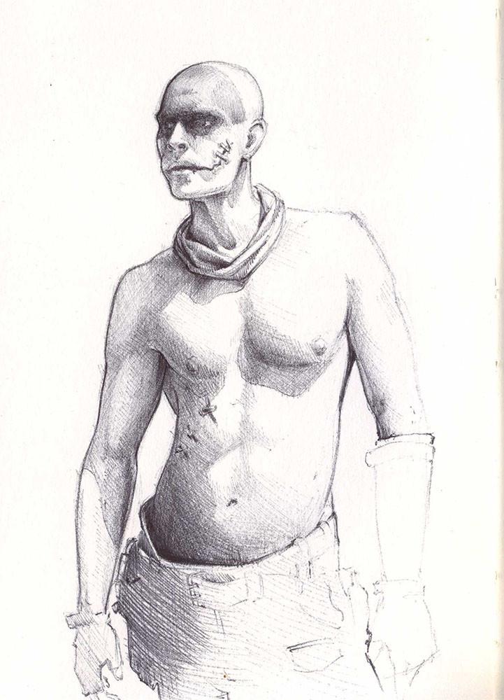 war boy by Dianna-Varney