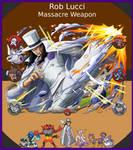 Rob Lucci, Pokemon x One Piece Team by Uzumaki-D-Ichigo