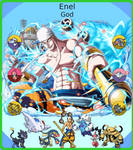 Enel, Pokemon x One Piece Team by Uzumaki-D-Ichigo