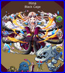 Hina, Pokemon x One Piece Team by LuxrayHeart