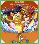 Kikunojo, Pokemon x One Piece Team