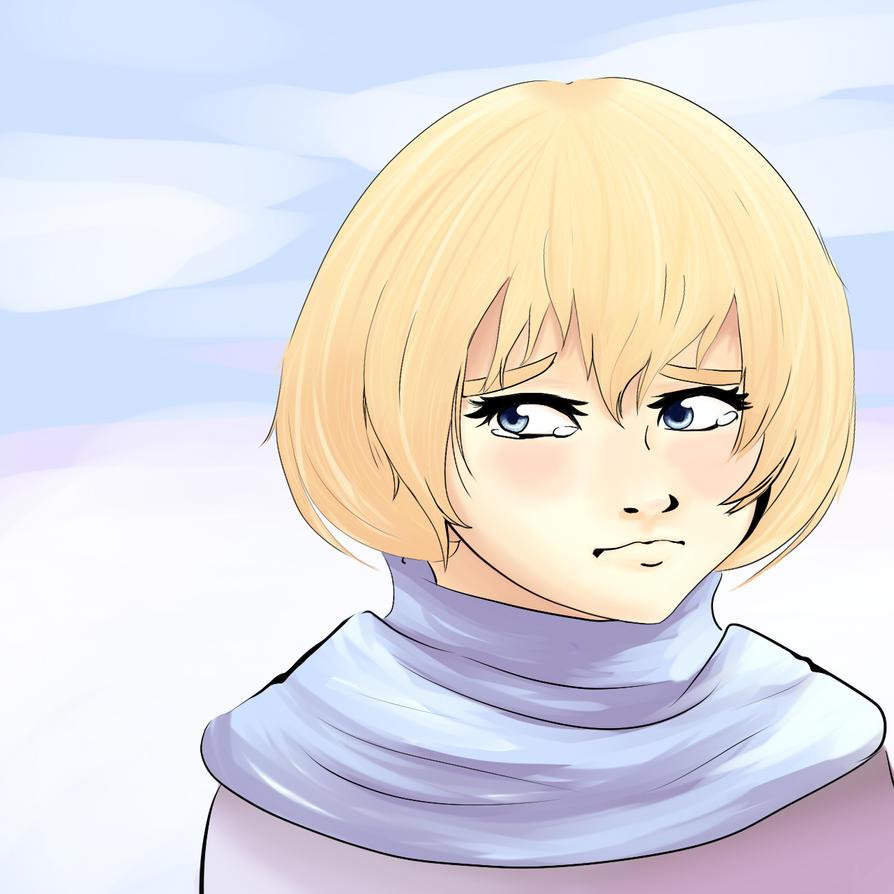 Armin by bobismyname1