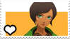 Maria Stamp by Aileen-Rose
