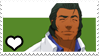 Hank Stamp by Aileen-Rose