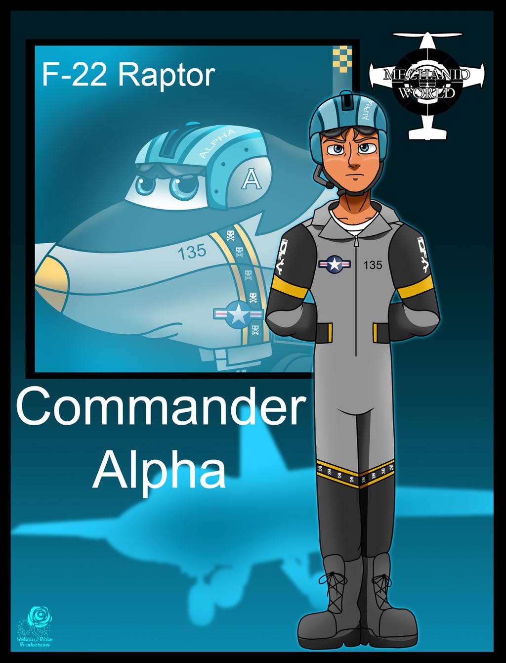 Mechanid world commander alpha by aileen rose on deviantart for Commander rose
