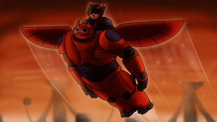 BH6: TO THE SKY!