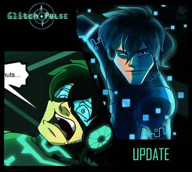 Glitch Pulse Update by Aileen-Rose