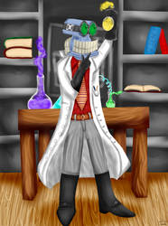 Artie the Science Geek