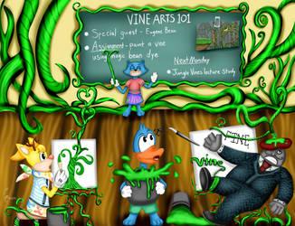 Vine Arts 101