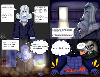 Funny John Comic