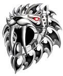 Commission - Iron Lion