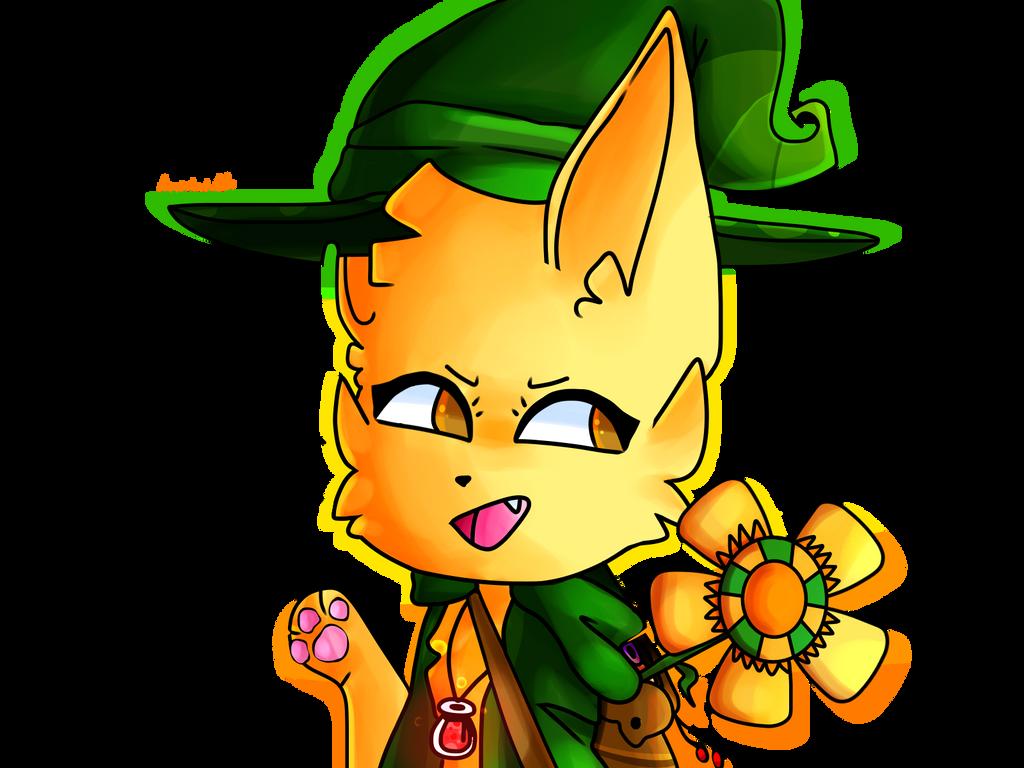 Dandelion | Furry OC by LiamaTheArtist