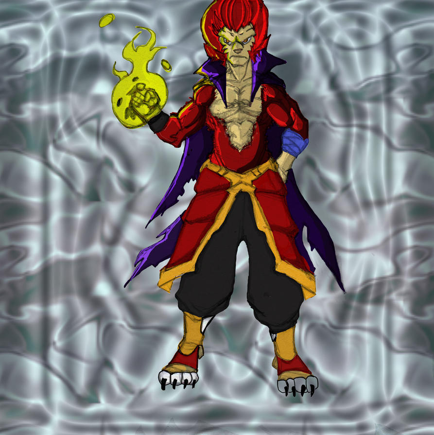 Leo Complete by Heavens-Blaze