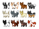 Cat Designs :OPEN: