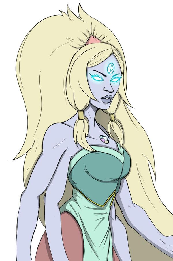 Opal- Steven Universe by Deems