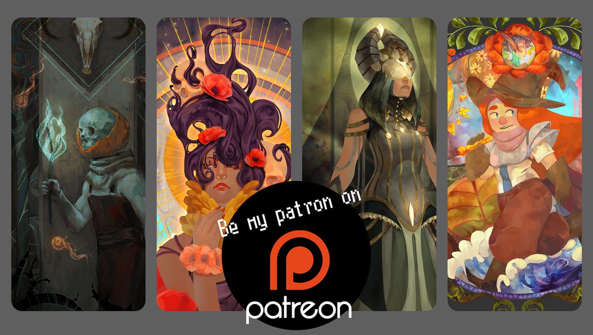 Patreon! by Voltam-Keleten