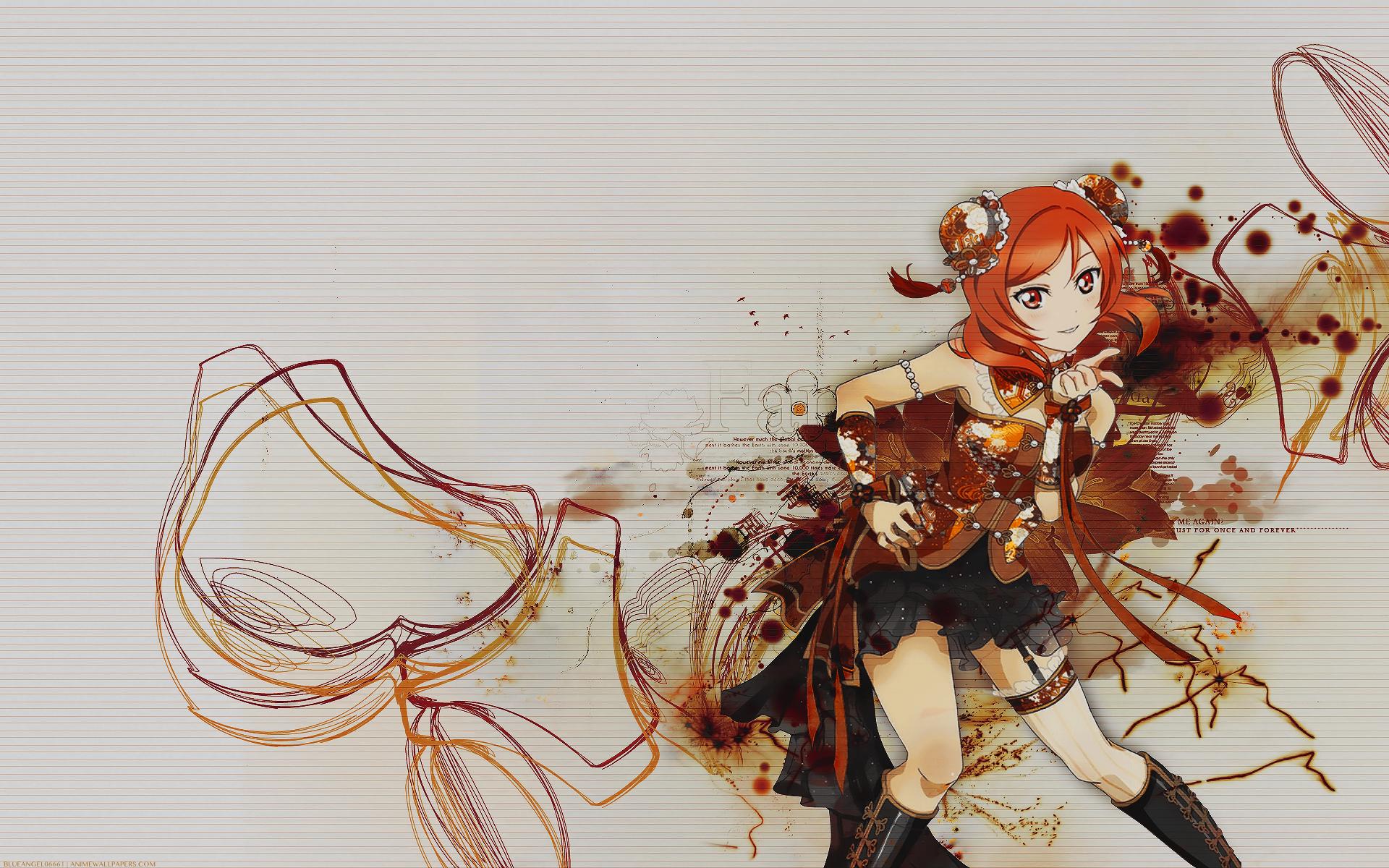 Love live maki nishikino wallpaper - Love live wallpaper 540x960 ...