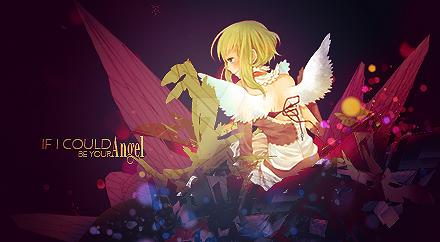Gumi Vocaloid Signature by blueangel06661