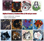 Avatar Sale (SOLD / Complete)
