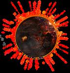 Dead Planet Png