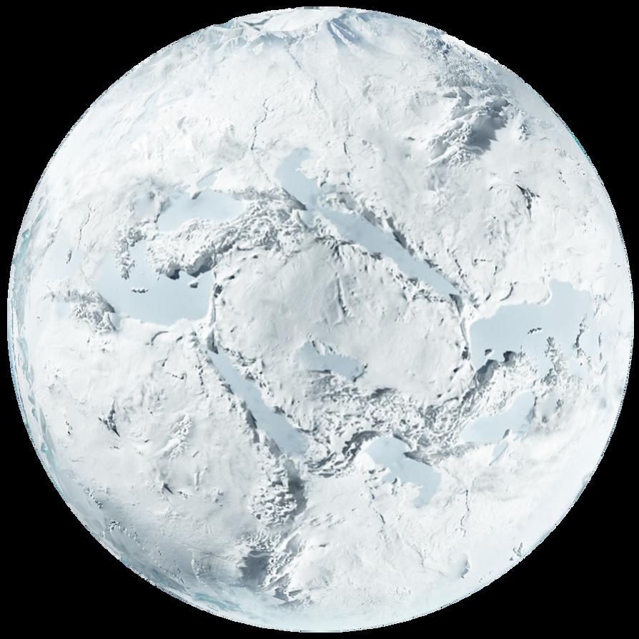 Ice planet Byju png by BYJU84
