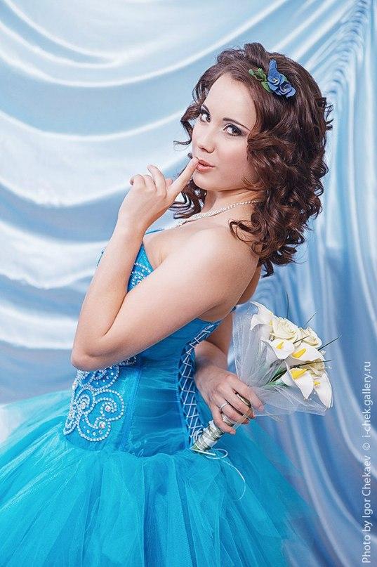 Blue dress by Shion-CheshireCat