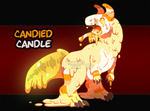 [CLOSED| AUCTION] Candied Candle Snapadile