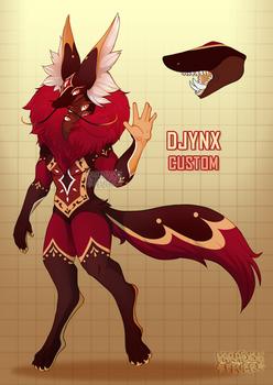 Djynx Custom for goblinsdomain