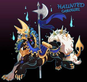 Grimadraken Advent: Day 19 Haunted Carousel OPEN