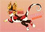 Juju-Islands: Free Raffle! CLOSED by ParadiseFever