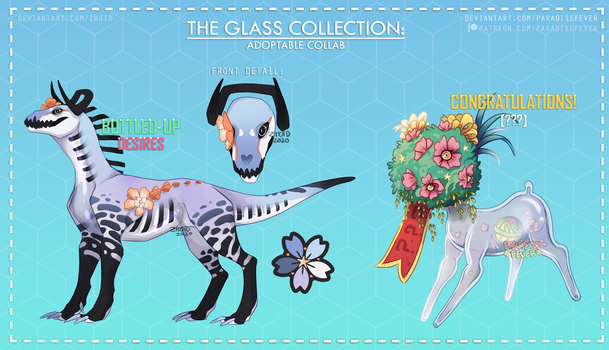 [CLOSED] One-off Adopt Collab - Glass Collection