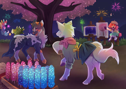 [Pouflons] New Years Gathering