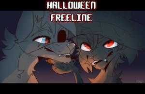 HALLOWEEN FREELINE by hyilp